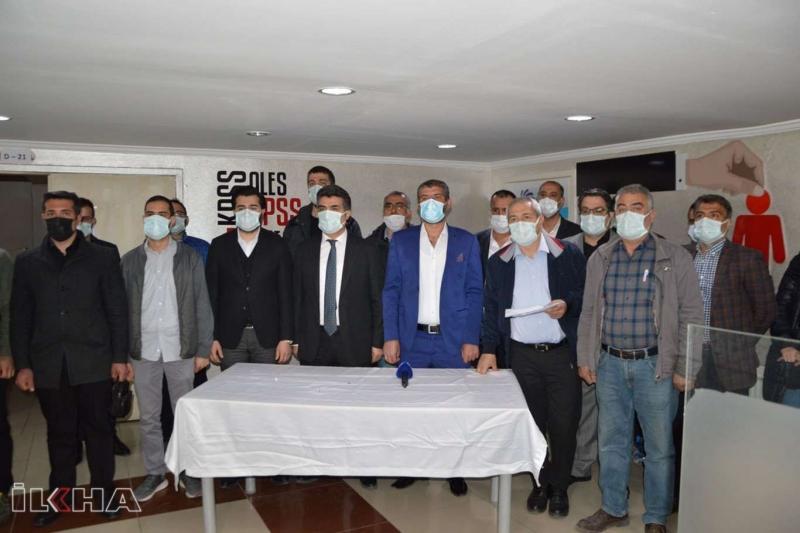DEVA Partisi Elazığ İl Başkanlığında toplu istifa