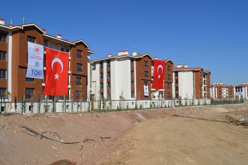 Elazığ'da 4 bin 700 konutun hak sahipleri belli oldu
