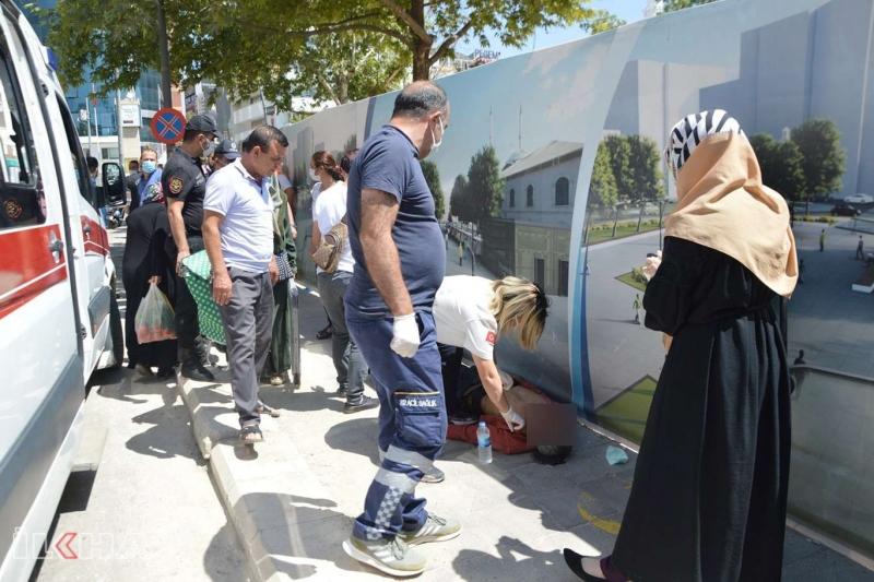 Elazığ`da Bir grubun saldırısına uğrayan şahıs yaralandı