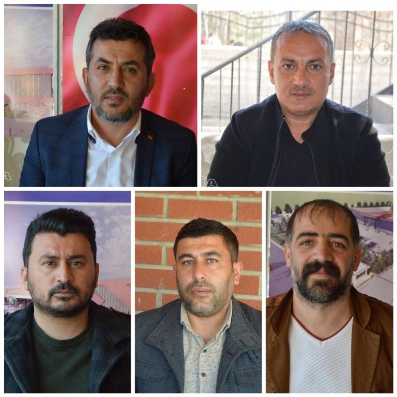 Elazığ'da TOKİ konutlarının kura şekli rahatsızlığa neden oldu