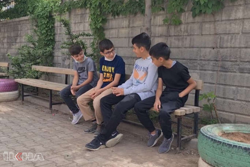 Kovancılar`da yaşayan 13 yaşındaki Seyyid Ali'nin Ramazan sevdası