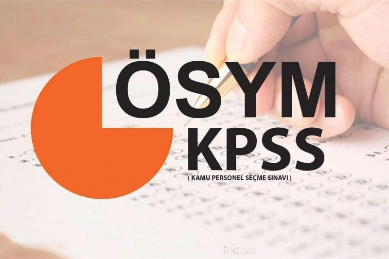 KPSS Ortaöğretim soruları ve cevapları yayınlandı
