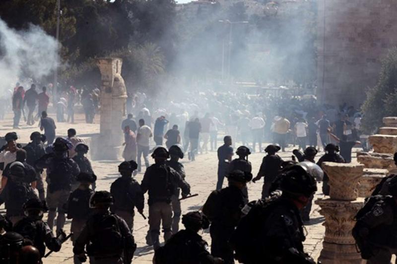 Mescid-i Aksa Vakfı Müdürü El-Kisvani: Mescid-i Aksa büyük bir saldırı altında