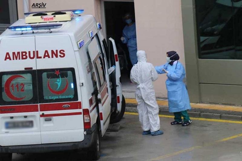 Palu`da 5 Coronavirüs Vakası Tespit Edildi